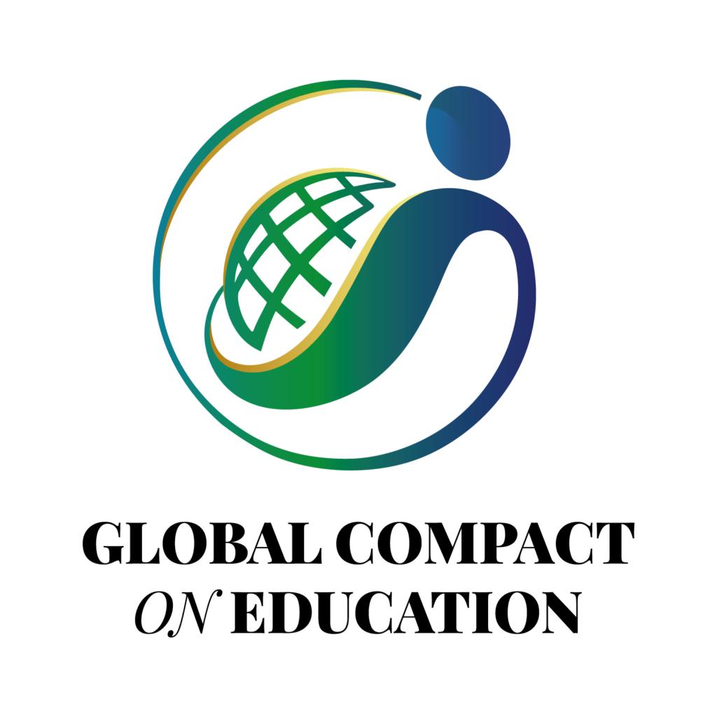 Logo Pacto educativo global
